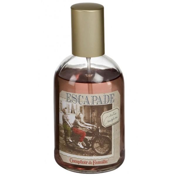 Parfum d 39 ambiance vaporisateur escapade comptoir de - Comptoir de famille salon de provence ...