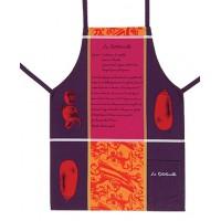 Tablier de cuisine Jacquard LA RATATOUILLE
