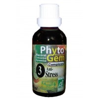 N°3 Anti-stress Phyto'gem BIO complexe