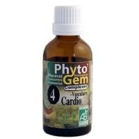 N°4 Cardio-vasculaire Phyto'gem BIO complexe