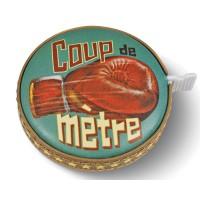 Mètre ruban COUP DE MÈTRE Natives déco rétro vintage