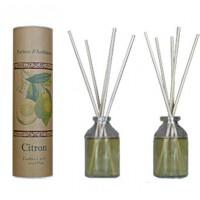 Parfum d'ambiance à bâtons Citron Provence et Nature