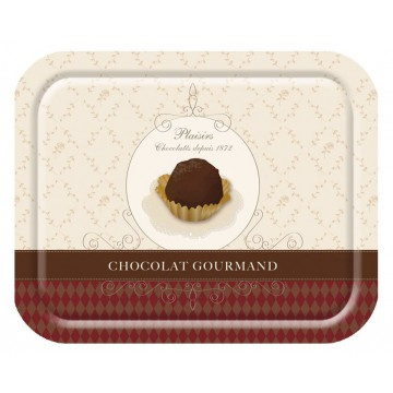 Petit plateau CHOCOLAT GOURMAND collection plaisirs chocolatés