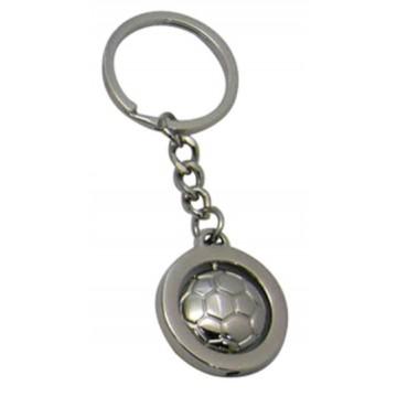 Porte clés Ballon de Foot porte-clé métal