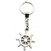 Porte-clés Barre de bateau porte clés métal