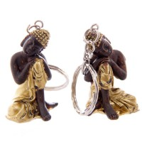 Porte-clés Bouddha