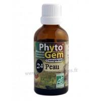 N°24 Peau Phyto'gem BIO complexe Phytofrance Euro Santé Diffusion
