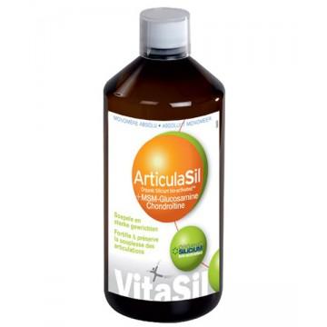 ARTICULASIL SILICIUM BIO ACTIVÉ + MSM Glucosamine Vitasil 500ml