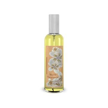 Parfum d' ambiance Vanille Frangipanier vaporisateur Provence et Nature