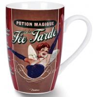 Mug FÉE TARDE Natives déco rétro vintage