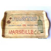 """Plateau """" Pastis de Marseille """""""