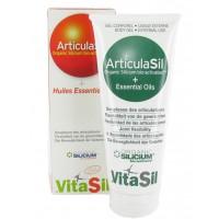 GEL ARTICULASIL SILICIUM BIO ACTIVÉ + Huiles essentielles Vitasil 100 ml