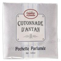 Pochette Parfumée Cotonnade d'antan Comptoir de Famille