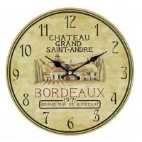 Horloge Grand Vin de BORDEAUX Chateau Grand Saint-André