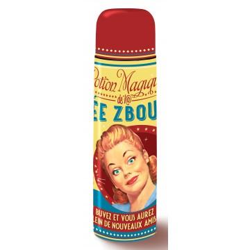 Bouteille thermos FÉE ZBOUK Natives déco rétro vintage humoristique