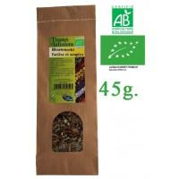 Tisane Mouvements faciles/souples mélange de plantes Bio Phytofrance 45g