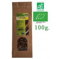 Tisane Tisafraîche - Désaltérante mélange de plantes Bio Phytofrance 100g