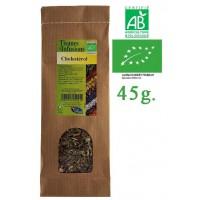 Tisane Cholestérol mélange de plantes Bio Phytofrance 45g