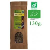Tisane Cholestérol mélange de plantes Bio Phytofrance 130g