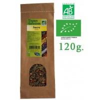 Tisane Sucre Moins mélange de plantes Bio Phytofrance 120g