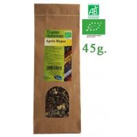 Tisane Après-repas mélange de plantes Bio Phytofrance 45g