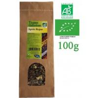 Tisane Après-repas mélange de plantes Bio Phytofrance 100g