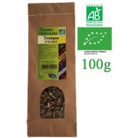 Tisane Tonique Stimulant mélange de plantes Bio Phytofrance 100g