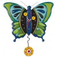 Horloge Papillon à balancier Allen designs