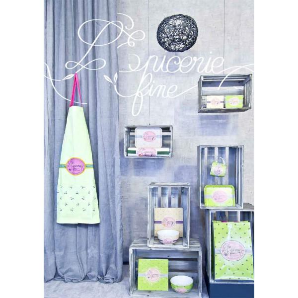porte ponge picerie fine vert d co r tro de charme provence provence ar mes tendance sud. Black Bedroom Furniture Sets. Home Design Ideas