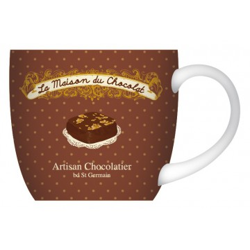 mug la maison du chocolat d co r tro de charme paris collection bonbons chocolats et. Black Bedroom Furniture Sets. Home Design Ideas