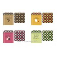 4 boîtes métal empilables THÉ CAFÉ collection Bonbons, chocolats et gourmandises