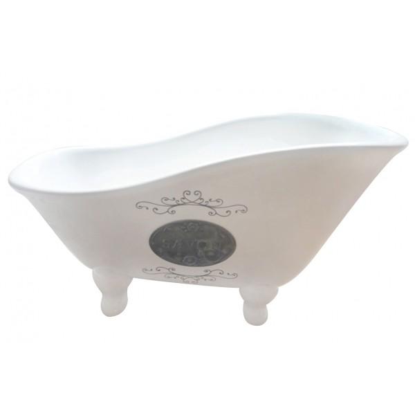 baignoire ancienne sabot c ramique salle de bain tiquette. Black Bedroom Furniture Sets. Home Design Ideas