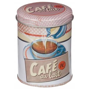 Bougie CAFÉ AU LIT Natives déco rétro vintage