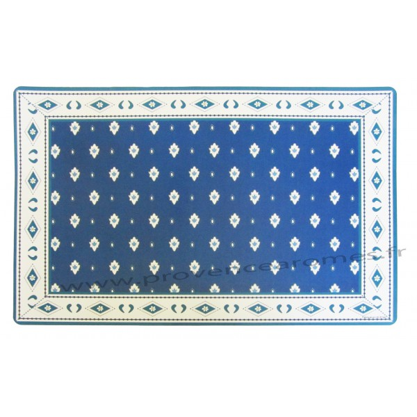 Set de table pvc style tissus proven ale authentique for Set de table chic