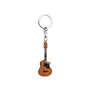 Porte guitare bois