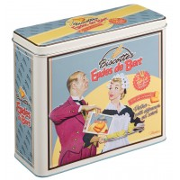 Boîte à biscottes EUDES DE BERT Natives déco rétro vintage