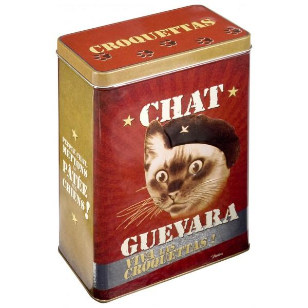 Bo Te Croquettes Chat Guevara Natives D Co R Tro Vintage