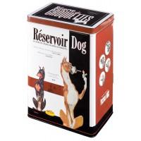 Boîte à croquettes RÉSERVOIR DOG Natives déco rétro vintage humoristique