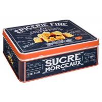Boîte à sucre COUP DE FOOD Natives déco rétro vintage