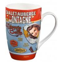 Mug L'ÉCHAPPÉE BELLE Natives déco rétro vintage