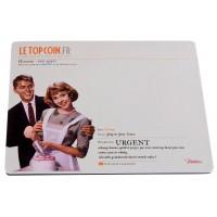 Tapis de souris bloc-notes Le Top Coin. fr Natives déco rétro vintage
