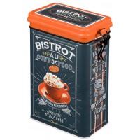 Boîte à café COUP DE FOOD Natives déco rétro vintage