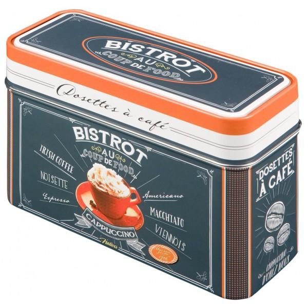 Bo Te Dosettes Coup De Food Natives D Co R Tro Vintage