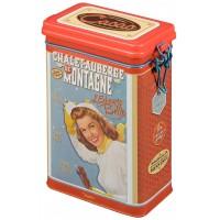 Boîte à cacao L'ÉCHAPPÉE BELLE Natives déco rétro vintage