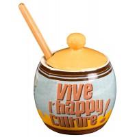 Pot à miel HAPPY CULTURE Natives déco rétro vintage