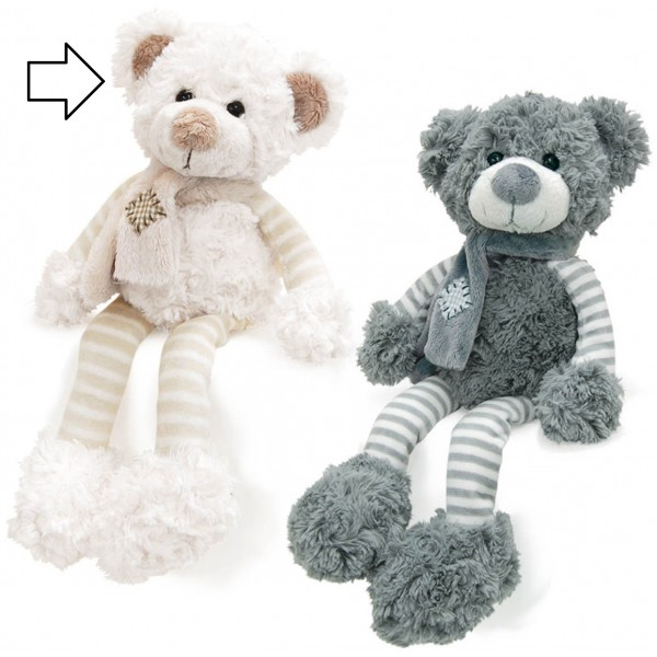 a3667b3613ab Peluche Ours pattes rayées - Provence Arômes Tendance sud