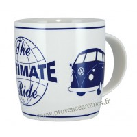 Mug combi Volkswagen Ultimate ride en céramique Brisa rétro vintage collection