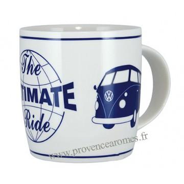 Provence Tendance Céramique Collection Vintage Arômes Sud Mug Combi Rétro Ultimate Brisa Ride Volkswagen En A3j54RL
