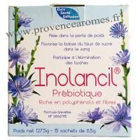 Inolancil Prébiotique naturel pour perte de poids baisse taux de sucre élimine toxines Euro Santé Diffusion
