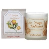 Bougie parfumée Le Temps Retrouvé Comptoir de Famille